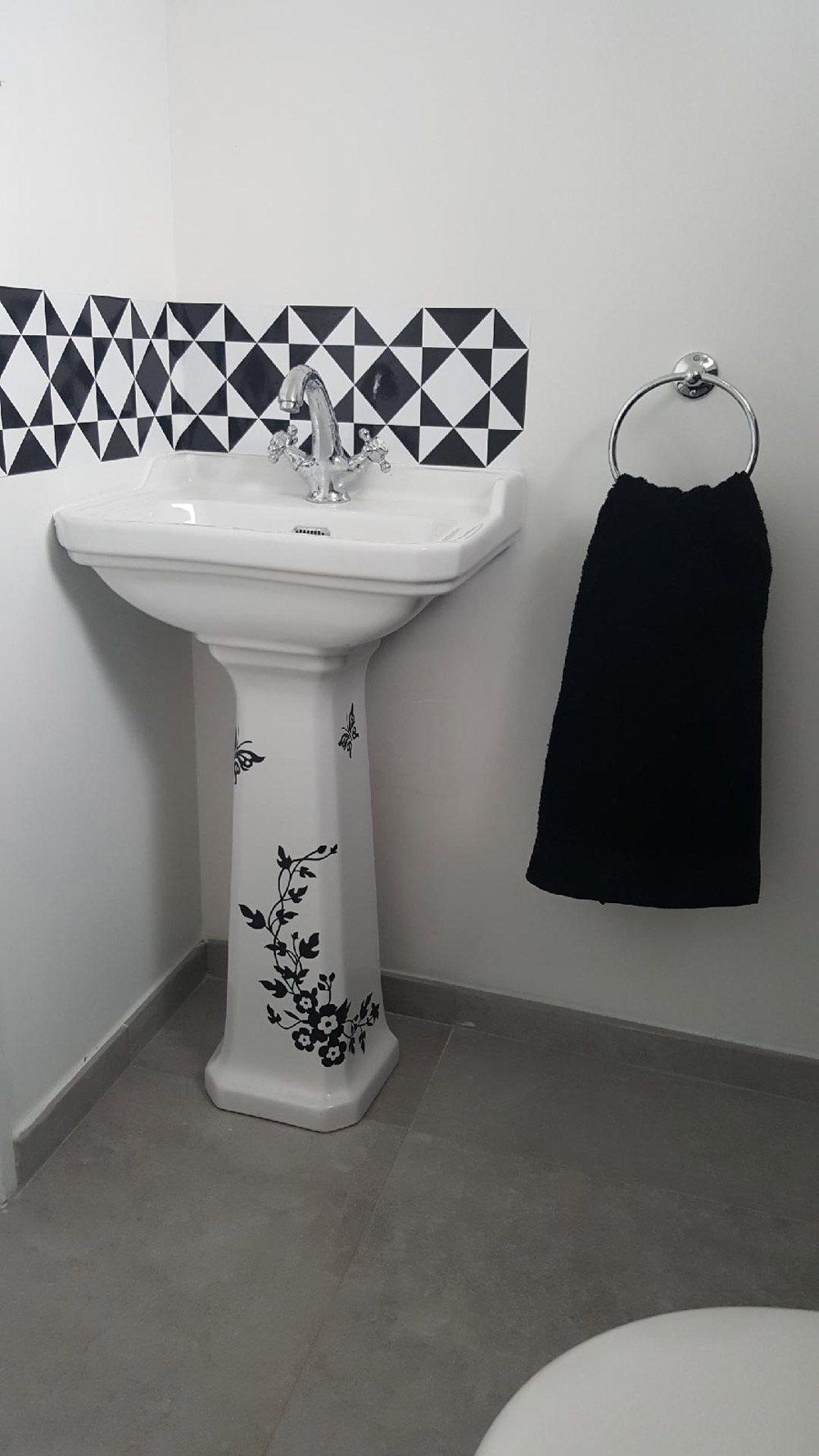 Lavabo sanitaire - Découvrez notre savoir faire en salle de bain !